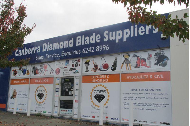 Shopfront-Canberra-Diamond-Blade
