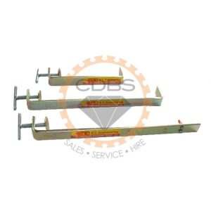 BT External G Clamps