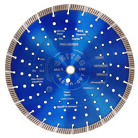 Brick Cutting Diamond Blades