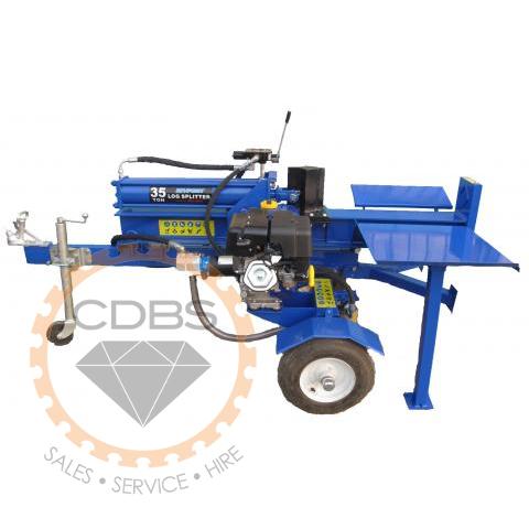Log Splitter 35 Tonne - Lifan